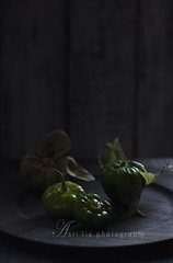 tomatillo (asri.) Tags: foodphotography 2016 fruitsvegetables 85mmf14 foodstyling darkbackdrop