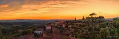 Legoli - Toskana - 22101509 (Klaus Kehrls) Tags: italien sonnenuntergang natur berge landschaft toskana abendstimmung