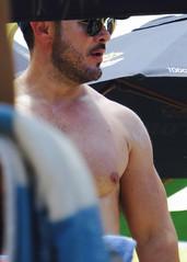 IMG_0831 (danimaniacs) Tags: shirtless man sexy guy beard mexico muscle muscular hunk puertovallarta stud scruff