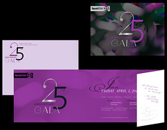 Graphic identity for the SpeakEasy Stage 25th Anniversary Gala (Cahoots Design) Tags: party art field boston modern print design spring glamour community theater respect audience theatre contemporary stage text arts celebration company identity event musical responsibility invitation talent envelope production benefit visual brand invite gala luxury depth collaboration branding courage nonprofit speakeasy excellence cahoots relevant inclusion printdesign cahootsdesign artsbranding