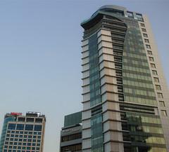 Gulshan, Dhaka (ASaber91) Tags: city tower dhaka bangladesh westin doreen gulshan