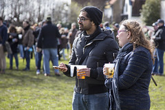 A pint in the park (Adnams) Tags: beer theboatrace ghostship 2016 adnams furnivallgardens thebnymellonboatraces