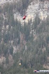 waldbrand_biwi_048 (bayernwelle) Tags: radio bayern berchtesgaden rettung feuerwehr hubschrauber untersberg waldbrand bergwacht einsatz lschen bischofswiesen winkl bayernwelle hallturm