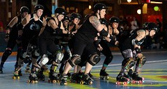 111__32845 (John Wijsman) Tags: rollerderby rollergirls indiana muncie skates partycrashers circlecityderbygirls cornfedderbydames gibsonskatingarena munciemissfits