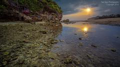 Drini beach (SadAgus) Tags: sunset cloud seascape beach beautiful indonesia wideangle jogja yogyakarta pantai d800 drini cloudsstormssunsetssunrises