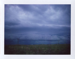 Intensify (benjaflynn) Tags: sky storm film rain weather clouds analog rural vintage dark polaroid outside outdoors iso100 evening countryside illinois spring intense fuji shadows gloomy view antique altitude horizon retro fujifilm thunderstorm bellows manualfocus instantcamera pola cloudporn looming underexposed discontinued severe landcamera roid stormfront packfilm opensky foldingcamera instantfilm sugargrove instantprint thecountry scannedfilm primelens fujiroid polaroidweek fp100c skyporn polalove rurality fixedfocallength roidweek peelapartfilm theprairie epsonperfectionv500 polaroidlandcameraautomatic230 auto230 benseidelman sauerfamilyprairiekame prairieside roidweek2016 savepackfilm polaroid114mmf88lens polaroidweek2016 packfilmday