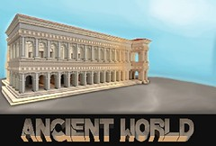 Ancient World Resource Pack 1.9.2/1.9/1.8.9 (KimNanNan) Tags: game video 3d games online minecraft