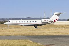 AVWest Aviation (N47TR) Gulfstream Aerospace G-VI (G650) taxiing at Wagga Wagga Airport (Bidgee) Tags: gulfstream g650 waggawaggaairport n47tr