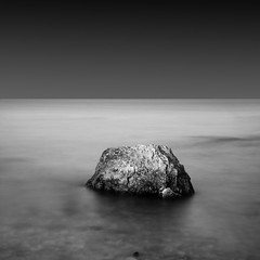 ... (alexey sorochan) Tags: longexposure blackandwhite seascape beach nature water monochrome clouds coast harbor stones odessa ukraine summertime traveling fineartphotography calmwater ndfilter daytimelongexposure sealandscape smoothwaves milkwater minimalisticphotography simpleseascape ndstopfilter longexposureprints minimalisticprints sombrescapes sombrescape rintsofnature