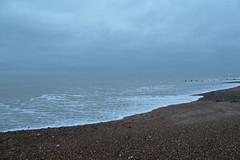 20130106_0059 (EJ Bergin) Tags: sea beach sussex worthing pebbles groyne seadefences lumixtz10