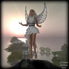 Angelic (JuliannaSeriman) Tags: angel free secondlife illusions ra alter ikon freebie fabfree fabulouslyfreeinsecondlife fabulouslyfree groupgift freeinsl lumae runawayhair juliannaseriman