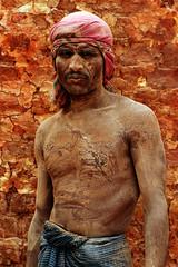 Terracotta warrior (Explored ) (Synthia Mazumder) Tags: labor mayday 1stmay brickfield
