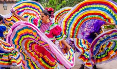Colors In Motion (Wes Iversen) Tags: arizona colors women dancers sedona celebrations dresses performers vacations cincodemayo fabrics hcs tlaquepaqueartscraftsvillage nikkor18300mm clichesaturday
