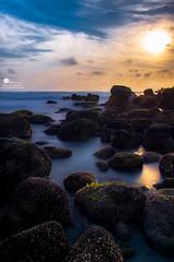 台南七股潟湖 (Wi 視覺) Tags: sunset sea sky landscapes amazing view taiwan tainan 台灣 海 台南 日落 七股 七股潟湖