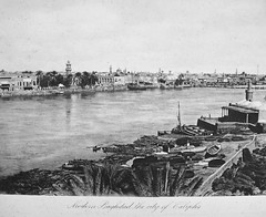 Baghdad, City of the Caliphs (Terterian - A million+ views, thanks.) Tags: vintage river photography book photos brothers mosque photographic views baghdad times plates collectible rare tigris abdul 1925 studies kerim basra irag basrah bygone hasso cemera