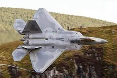 F22A through Cad (Paul Rowbotham) Tags: fighter jet raptor stealth f22 machloop f22a cadwest cadeast 95thfs f22lowlevel