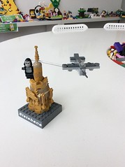 KING KONG is BACK (PUISSANCE BRICK) Tags: lego kingkong afol microscale puissancebrick