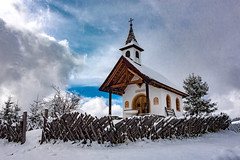 meislstein (bernd.kranabetter) Tags: schnee mountain berg outdoor blumen kalt frhling weng goldegg meislstein