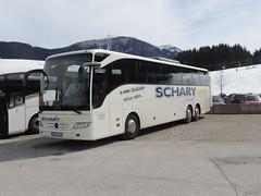 DSCN5906 Schary-Reisen GbR, Kaiserslautern KL-EC19 (Skillsbus) Tags: buses germany mercedes austria coaches tourismo schary