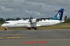 ATR 72-212A ZK-MCP Air New Zealand (EI-DTG) Tags: christchurch airnewzealand turboprop chc atr planespotting atr72 christchurchairport aircraftspotting commuteraircraft zkmcp
