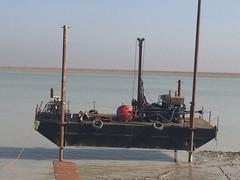 Geotechnical Drilling, Khor Al-Zubair, Iraq