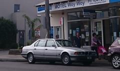 BMW 735i (FotoSleuth) Tags: bmw e32 735i