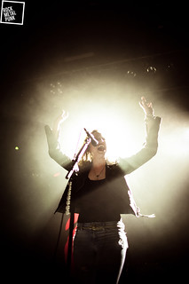 March 17, 2015 // Halestorm at Trix // Shot by Lisse Wets