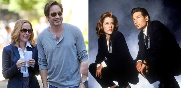 """Com foco nos fãs, novo """"Arquivo X"""" tem Mulder, Scully e efeitos especiais"""