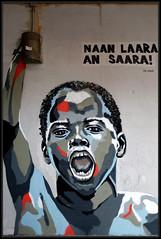 Joseph Ki-Zerbo (Gramgroum) Tags: street art joseph geneve benin ki burkinafaso lesgrottes zerbo naanlaraansara sinousnouscouchonsnoussommesmorts