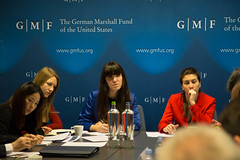 Eurasia's Silk Road and Trilateral Prospects for Cooperation (German Marshall Fund) Tags: asia silkroad eurasia gmf