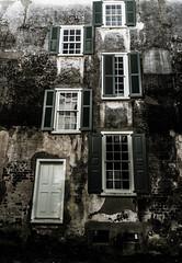 Old Windows - Charleston, SC (Bikkogin) Tags: southcarolina charleston