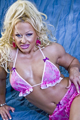 Fitness model - Blonde - Raw photos (unedited) (Rick Drew - 21 million views!) Tags: hot sexy ass panties back model tits underwear legs boobs muscle bra chick bighair bikini blonde bimbo bodybuilder shape workout fitness abs fit tanned
