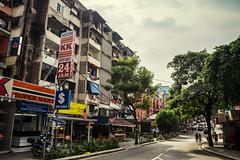 Typical street view in Kuala Lumpur, Malaysia (stefan.proff) Tags: travel asia asien südostasien sony roadtrip malaysia backpack kuala traveling southeast alpha backpacker kl slt lumpur reise 58