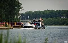 069. BB Falderntor (Possy 2016) Tags: natur kanal landschaft sigma105mm datteln bunkerboot sigma105mmf28makro tamron16300mmf3563macro tamron16300mm 45711datteln falderntor