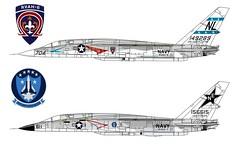 RA-5C Vigilante (Ricos 2015) Tags: airplane military north american vigilante ra5c