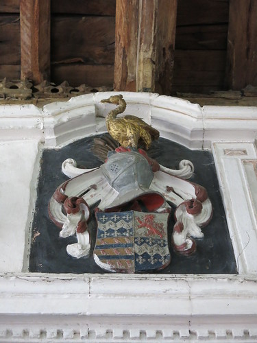 Tomb of Sir Thomas Barnardiston (d.1610)