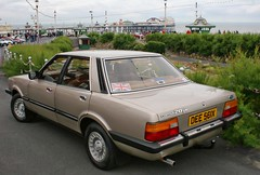1981 Cortina Ghia (Lazenby43) Tags: ford cortina blackpool dee561x