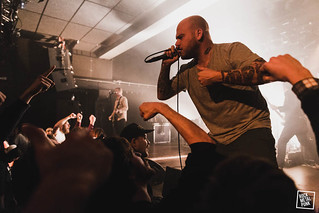 The Bronx @ MOD Hasselt // Shot by Jurriaan Hodzelmans