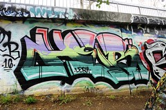 HER (STILSAYN) Tags: california graffiti oakland bay her east area 2016