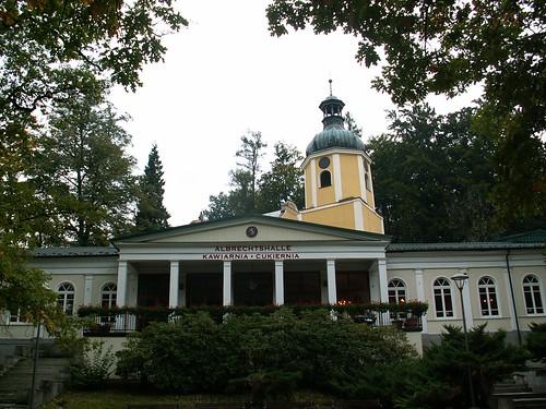 Kawiarnia Wiedeńska (Lipowa 6a) w Lądku-Zdroju