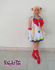 sailor moon panama cosplay (Koneko-tan Cosplay) Tags: moon cute costume cosplay best disfraz sailor panama sailormoon mejor konekotan