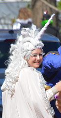 Socit de Ste. Anne 116 (Omunene) Tags: costumes party fun neworleans parade alcohol mardigras partytime faubourgmarigny licentiousness neworleansmardigras walkingparade socitdesteanne mardigras2016 alcoholfueledlicentiousness roylstreet