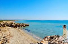 La' sulla spiaggia (idakrot) Tags: