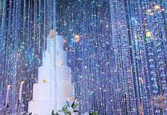 """""""ทางช้างเผือกที่สร้างจากคริสตัลเป็นบรรณาการจากผมสำหรับพรหมลิขิตของทั้งคู่."""" ~ Suriya Krutthong  #SophisticatedHeaven  #ChicPlanner  #WeddingPlanner  #WeddingDesign  #Beauty"""