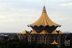 Majlis Makan Malam YAB PM Bersama Ahli-Ahli Majlis tertinggi Parti Komponen BN Sarawak.