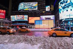 NYC January 2016 - RAW (20) (MarkJGledhill) Tags: nyc newyorkcity longexposure snow newyork skyline brooklyn canon unitedstatesofamerica 911 yellowcab dumbo nypd hersheys timesquare brooklynbridge empirestate canonrebel rockefellercentre flatiron topoftherock washingtonavenue eos7d oneworldtradecentre canon7d newyork2016