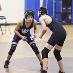 BHS Wrestling vs Dreher 1/27/16