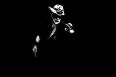 Mr. Hip  !!!!!! (imagejoe) Tags: street people white black reflections photography nikon shadows photos nevada strip vages