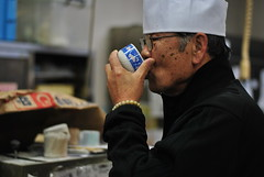 Hojicha drinker (Anutasclera) Tags: japan mochi kansai midori wagashi  japanesesweets japanesetea hojicha teatown  wazuka wagashimakers