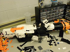District 9 SHIP: WIP 4.0! (Josiah N.) Tags: lego district 9 messy imcrazy waitingforbricklinkorder shipuary disorganizedmesswhichneedscleaningbutisntgoingtobecleanedforanotherfewdays